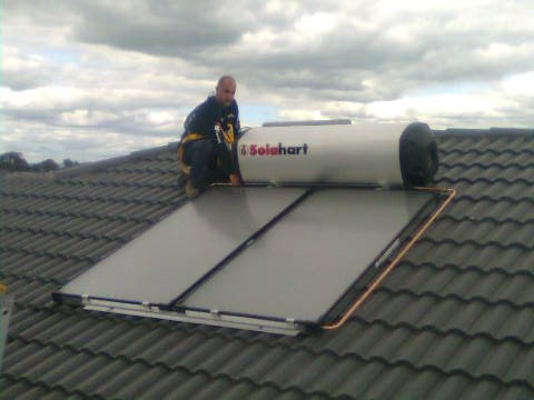 Solar Hot Water Ferntree Gully
